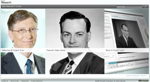 마이크로소프트에서 파인만이 1964년에 코넬에서 한 강연 비디오를 일반에게 제공하고 있습니다.