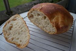 no knead bread 013